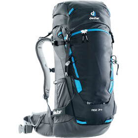 Deuter Rise 34+ Mochila, black-graphite